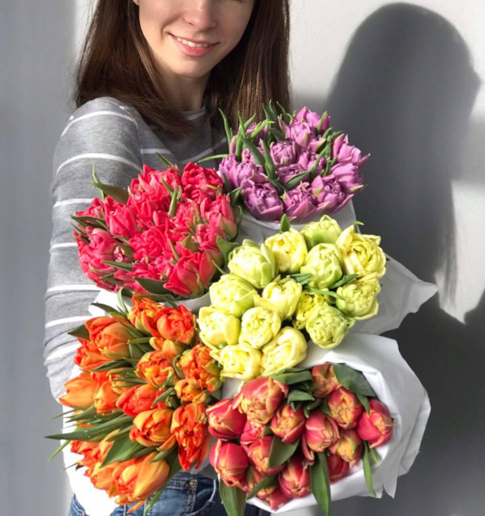 ᐉ пионовидные тюльпаны – фото и описания 10 лучших сортов