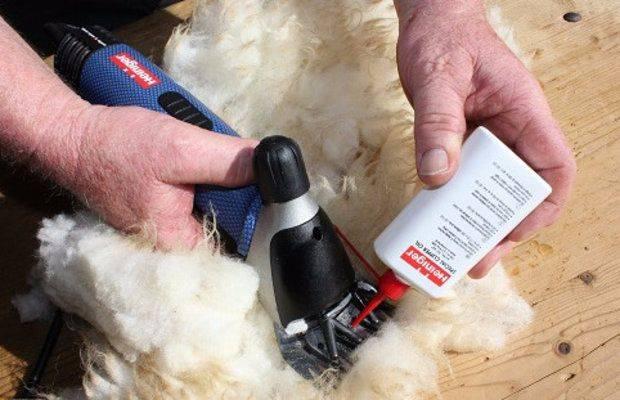 Обзор машинок для стрижки овец