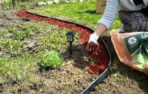 Мульчирование почвы: что это такое и как ее проводят