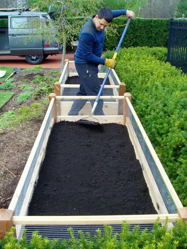 Повышаем урожай овощных культур при помощи теплых грядок - огород, сад, балкон - медиаплатформа миртесен