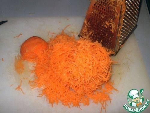 Жмых моркови при изжоге