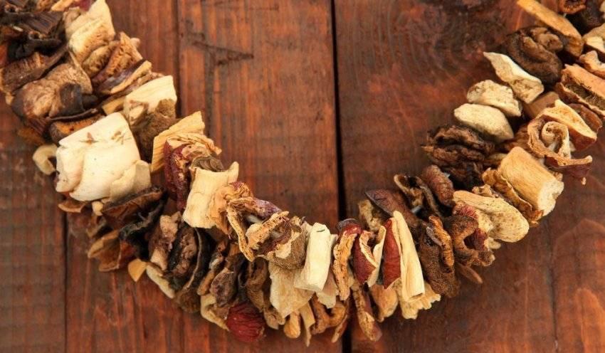 Простые и проверенные способы сушения грибов в домашних условиях