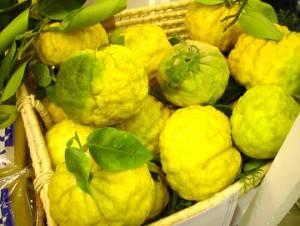 Японский лимон (юзу)