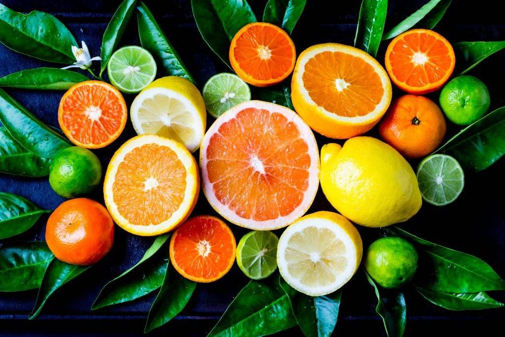 Яблоко - цитрусовый фрукт