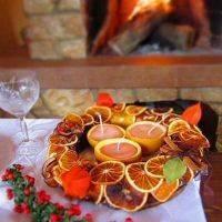 Как засушить апельсины для декора в домашних условиях