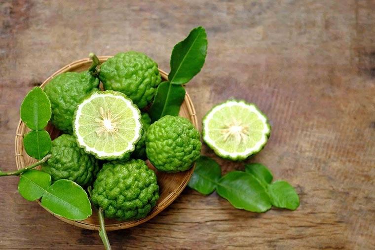 Что такое каффир-лайм? рассказываем об экзотических фруктах и специях!   блог comfy